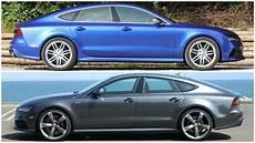 S7 Vs A7 Audi
