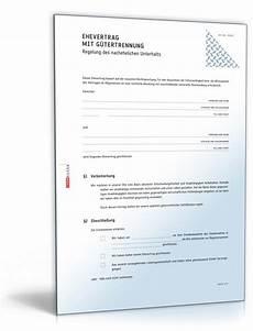 unternehmer scheidung ohne ehevertrag ehevertrag mit g 252 tertrennung