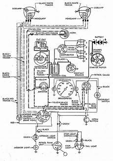 139 Wiring Diagram Thames 5 Cwt Ford Aquaplane
