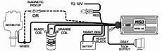 Msd 9150 Ignition Kit Digital 6al 2 Distributor Wires