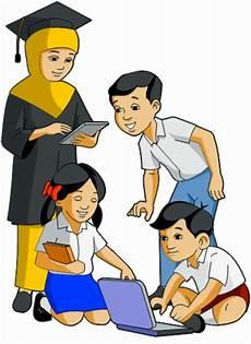 156 Contoh Gambar Ilustrasi Gotong Royong Di Sekolah