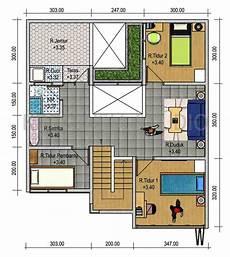 Http Inrumahminimalis Denah Rumah Sederhana 3
