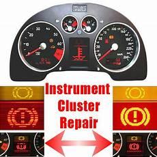 car manuals free online 2003 audi s6 instrument cluster audi tt a3 s3 speedometer instrument cluster lcd display screen pixel repair ebay