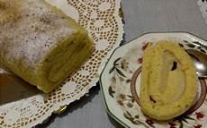 rotolo crema pasticcera rotolo alla crema pasticcera blogboccabuona