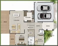hillside house plans for sloping lots hillside design narrow lot house plans house floor