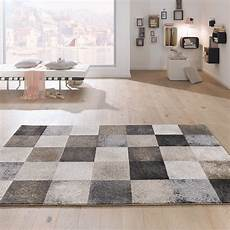 Designer Teppich Kibek Cube In Beige 60 X 110 Cm