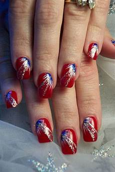 101 splendid red nail art designs to say quot i m hot quot