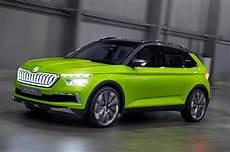 skoda vision x 2018 skoda vision x concept review test drive autocar india