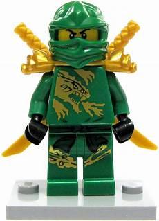 Lego Ninjago Malvorlagen Lloyd Lloyd Minifigure Green Gold Lego Ninjago
