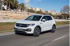 review the vw t cross indirectly previews a new baby suv