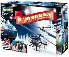 revell rc helicopter advent calendar 01015