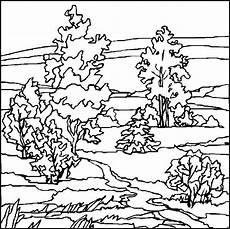 Malvorlagen Kostenlos Landschaftsbilder Landschaften Malvorlagen Landscapes