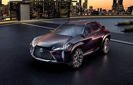 Lexus UX Small Crossover May Get Hybrid Version That