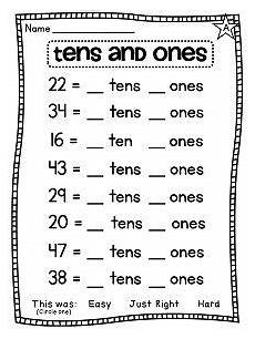 what is place value worksheets 5150 17 best images about hundreds tens and ones on place value worksheets expanded
