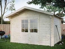 gartenhaus 44 mm wandstärke luoman gartenhaus 187 kanada 1 44 171 bxt 350x296 cm inkl