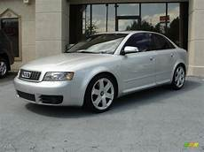 light silver metallic 2005 audi s4 4 2 quattro sedan exterior photo 48175070 gtcarlot com