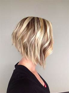25 beautiful short angled bob with bangs haircuts