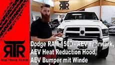 Dodge Ram 1500 Sport Mit Aev Heat Reduction Rtr