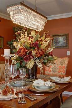 Dining Room Table Floral Arrangements