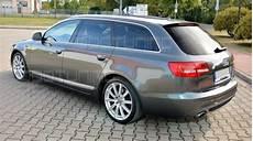 Audi A6 C6 4f Avant And Sedan Lift Rear Diffuser S Line