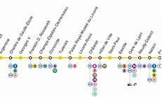 Plan De Metro Ligne 1 Subway Application