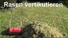 Rasen Vertikutieren Wann Und Wie Rasen Vertikutieren