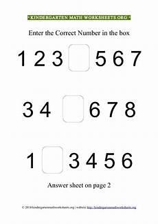 missing number worksheet new 249 missing number
