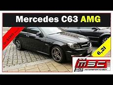 Mercedes C63 Amg Coup 233 W 204 0 100 100 200 1 4 Mile