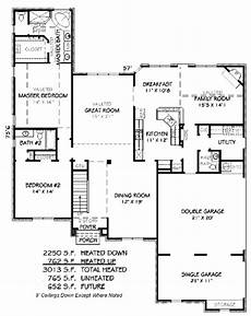 european style house plans european style house plan 4 beds 4 baths 3012 sq ft plan