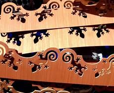 decoupe de bois d 233 coupe de lambrequins motif salamandre 224 d 233 coupage jet d eau sur mesure bouches du