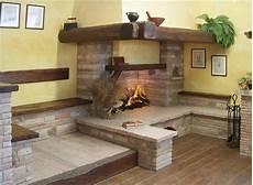 camini rustici in pietra e legno camini rustici lavorazione artigianale con pietre