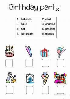 birthday simple worksheet worksheet free esl printable worksheets made by teachers