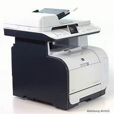 hp cm2320nf color drucker laserjet laserdrucker kopierer