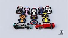 Ot I Built The 2018 F1 Cars In Lego Bricks Formula1