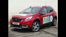 2016 16 Peugeot 2008 1 2 Puretech 110 5dr Demo In