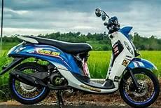 Modifikasi Motor Fino 125 by Trik Untuk Mendapatkan Bore Up Yamaha Fino 125 Fi Speak