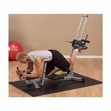 appareil de fitness fessiers glute master powerline