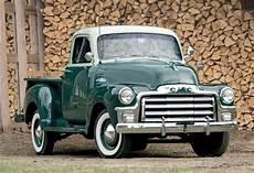 Vintage Truck 1954 gmc 1500 1 2 ton truck general motors