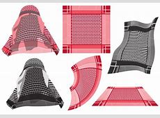 Arabian Keffiyeh Vectors   Download Free Vector Art, Stock