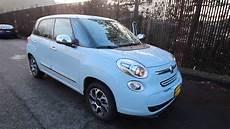 Fiat 500l Lounge - 2014 fiat 500l lounge light blue ez013069 redmond