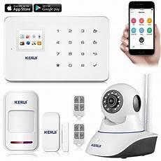 alarme sans fil avec alarme maison sans fil avec fr
