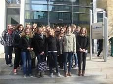 besuch bei der liga bank regensburg m 228 dchenrealschule