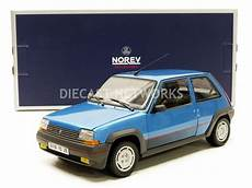 renault 5 gt turbo phase 1 1986 bolide