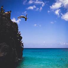 cliff diving ecsuabroad