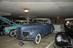 1941 Mercury Model 19A Image Chassis Number 99A356742