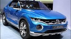 2015 Volkswagen T Rock Exterior And Interior