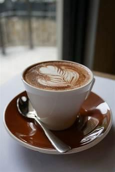Gambar Cappuccino Minum Espreso Cangkir Kopi