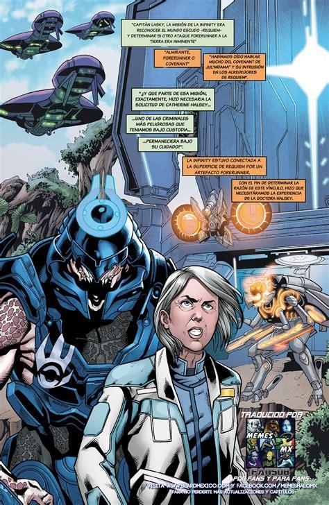 Halo Comics Online