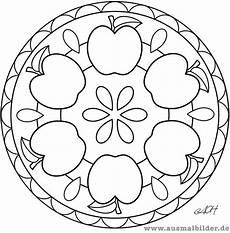 Ausmalbilder Herbst Mandala Kostenlos Pin Katha Auf Sachunterricht Herbst