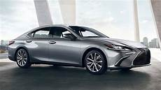 2020 lexus es introducing luxury sedan